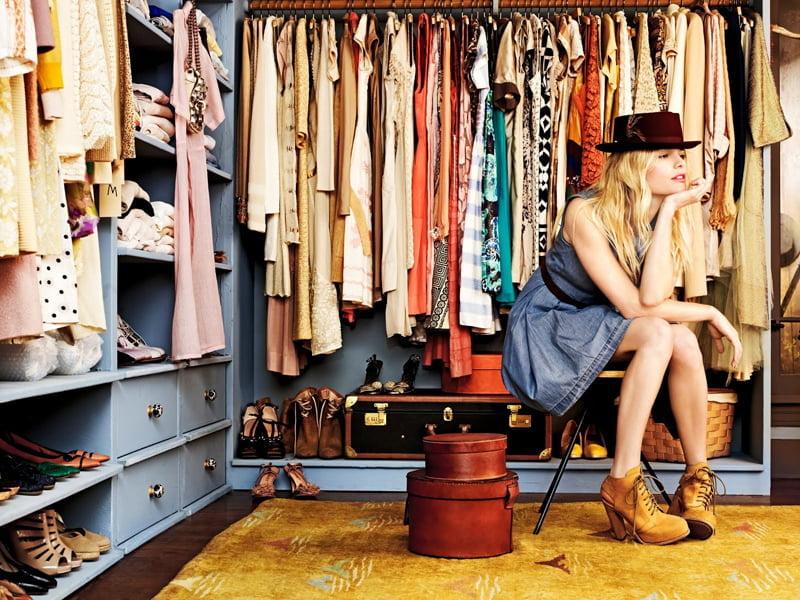 Самостоятельная ревизия гардероба. 5 правил, которых нужно придерживаться